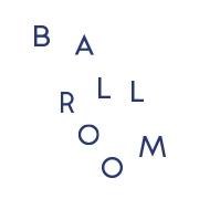 ballroom gallery, logo